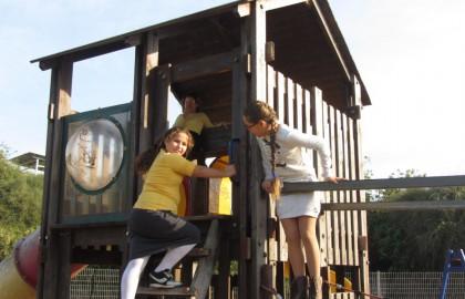 כיתה ה' 2 בסיור בפארק לכיש לימודי בנושא מערכת אקולוגית