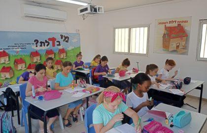בשמחה ובהתרגשות פתחנו את שנת הלימודים החדשה בהצלחה למורים ולתלמידים !