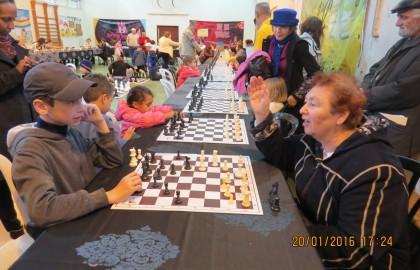 טורניר שחמט